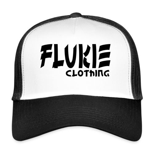 Flukie Clothing Japan Sharp Style - Trucker Cap