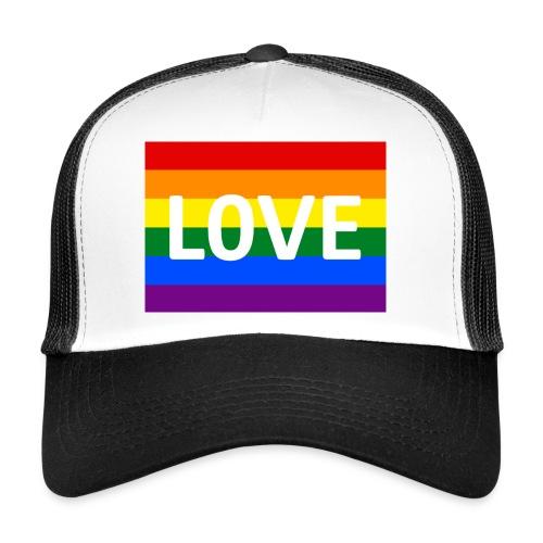 LOVE SHIRT - Trucker Cap