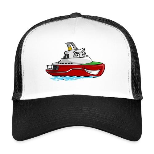 Boaty McBoatface - Trucker Cap