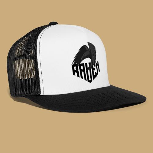 Raven Logo V3 - Trucker Cap
