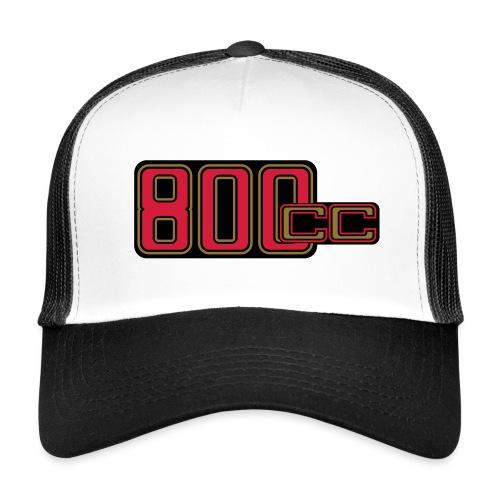 800ccm Hubraum - Trucker Cap