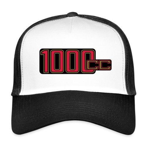 1000ccm Hubraum - Trucker Cap