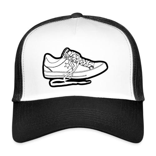 sneaker1 - Trucker Cap