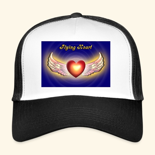 Flying Heart - Trucker Cap