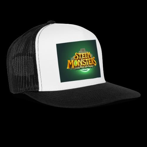 steem monsters - Trucker Cap