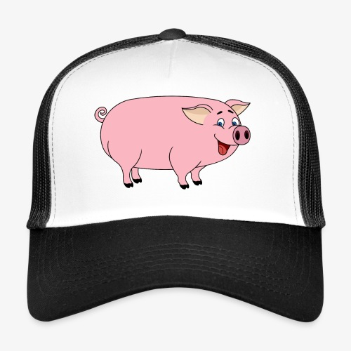 Gris - Trucker Cap