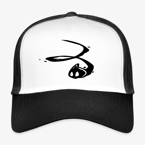Ink Splat - Trucker Cap