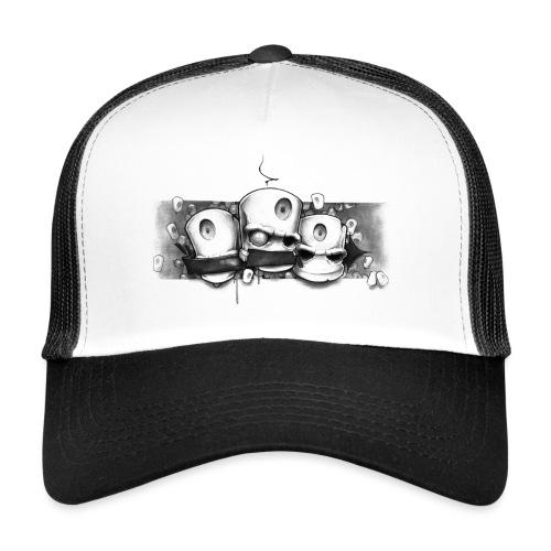 √ See No Evil ! - Trucker Cap