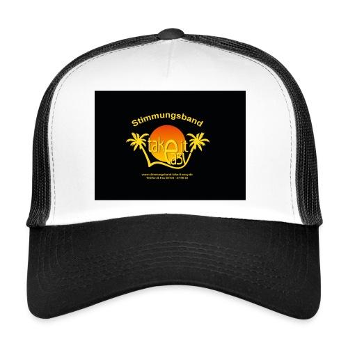 Logo neu 2017 - Trucker Cap