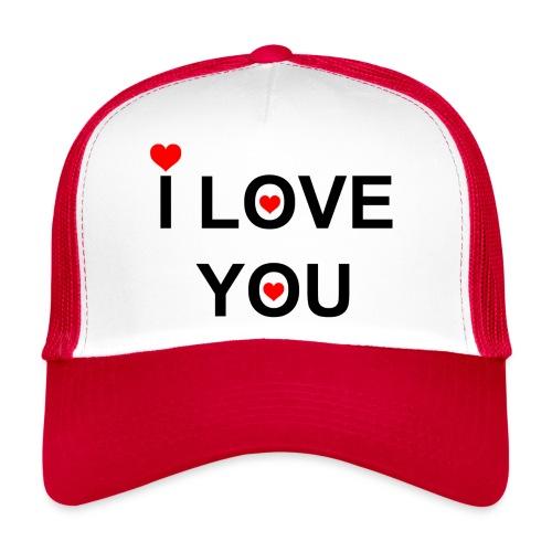 iloveyou - Trucker Cap