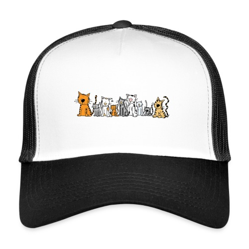 Cats & Cats - Trucker Cap