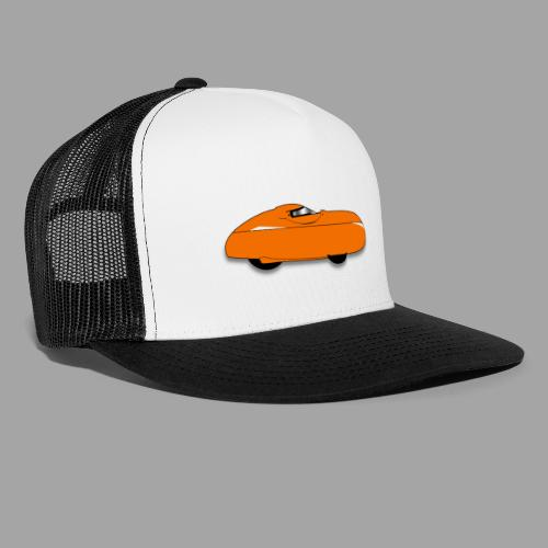 Quest velomobile - Trucker Cap