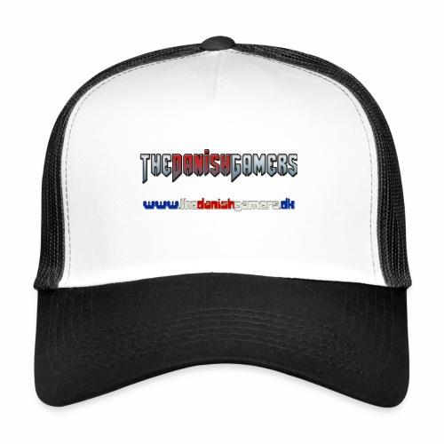 TDG Logo Med Hjemmeside - Trucker Cap