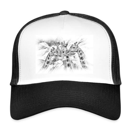 les girafes bavardes - Trucker Cap