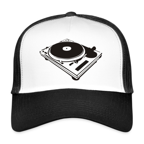 Vinyl player - Trucker Cap
