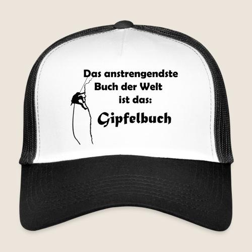 Gipfelbuch - Trucker Cap