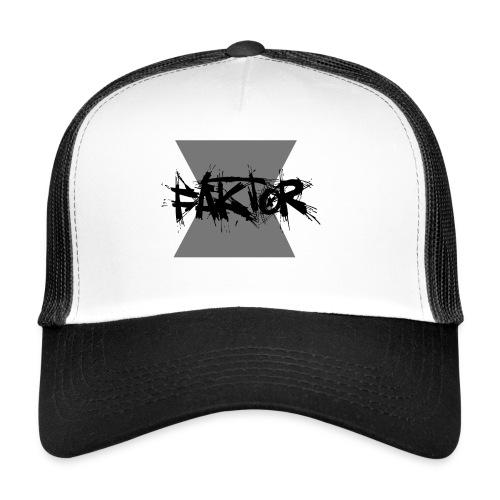 Letter Design 2 - Trucker Cap