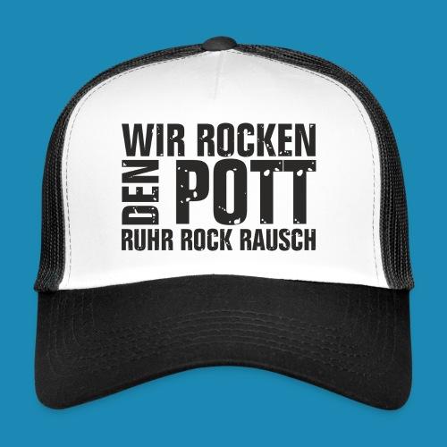 Pottschwarz - Trucker Cap