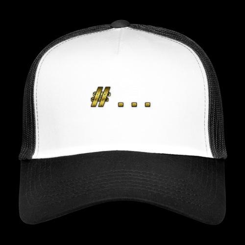 HashTagMan - Trucker Cap