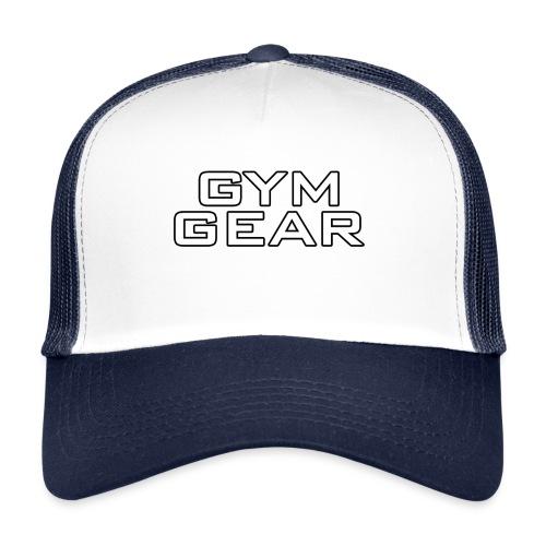 Gym GeaR - Trucker Cap