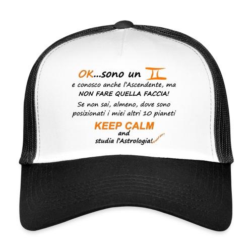 GEMELLI - Trucker Cap