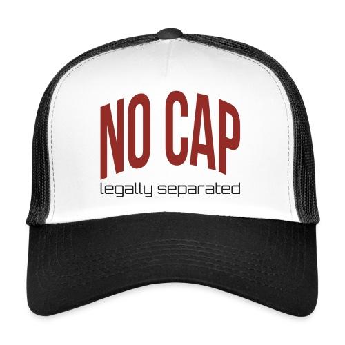 Bez czapki - Trucker Cap