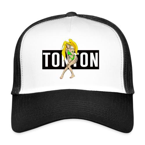 TONTON GIRLINK - Trucker Cap