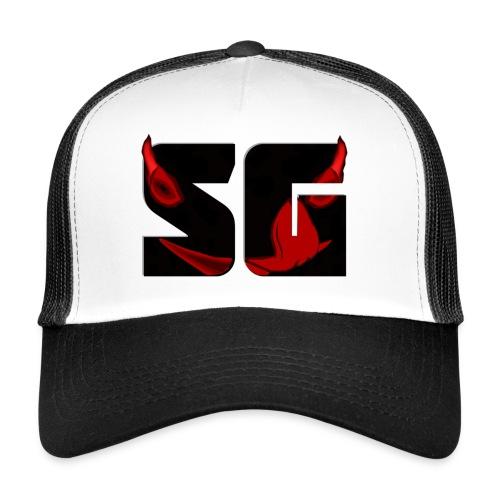 SeriousRedGecko - Trucker Cap