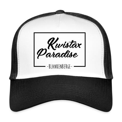 Cuistax Paradise - Trucker Cap