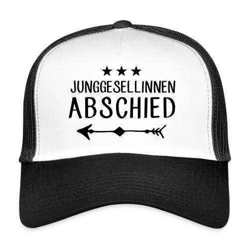 Junggesellinnen Abschied - JGA T-Shirt Team Braut - Trucker Cap