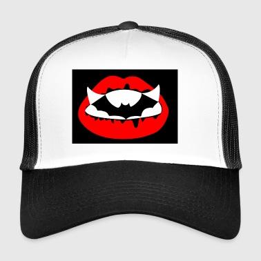 El vampiro - Gorra de camionero