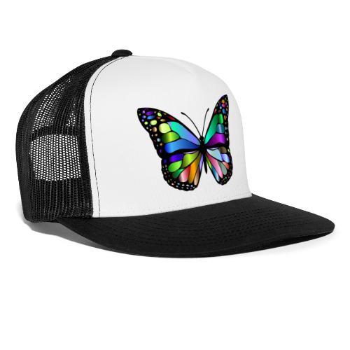 Kolorwy Motyl - Trucker Cap