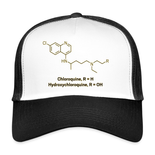 Hydroxychloroquine - Trucker Cap
