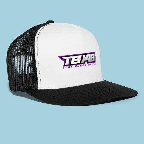 Tob Logo Lila - Trucker Cap