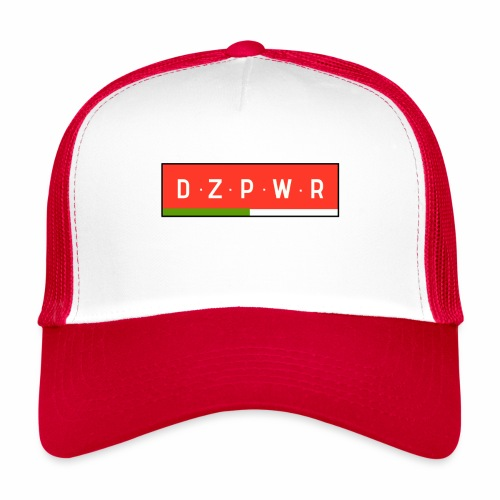 DZ POWER - Trucker Cap