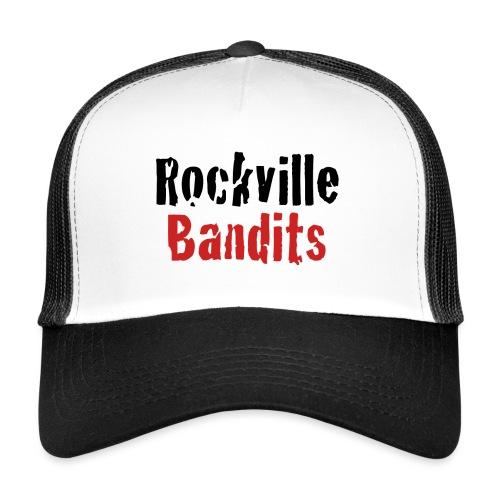 Rockville Bandits Schriftzug - Trucker Cap