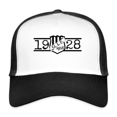 GIF 1928 Logo - Trucker Cap