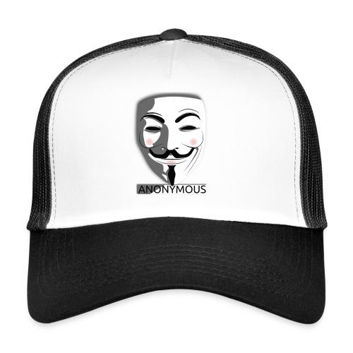 Anonymous - Trucker Cap