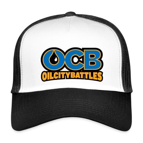ocb logo - Trucker Cap