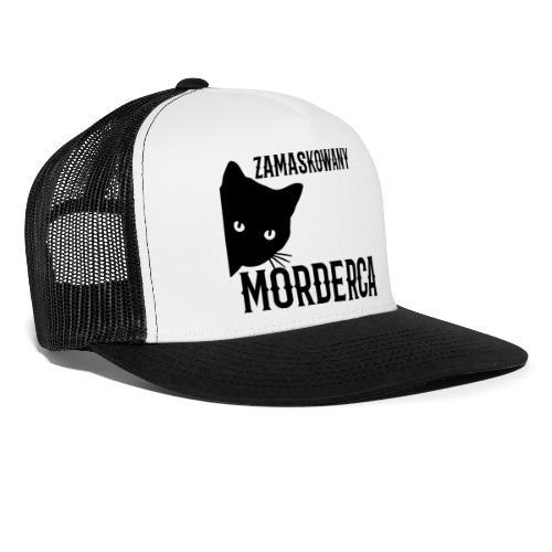 ZAMASKOWANY MORDERCA - Trucker Cap