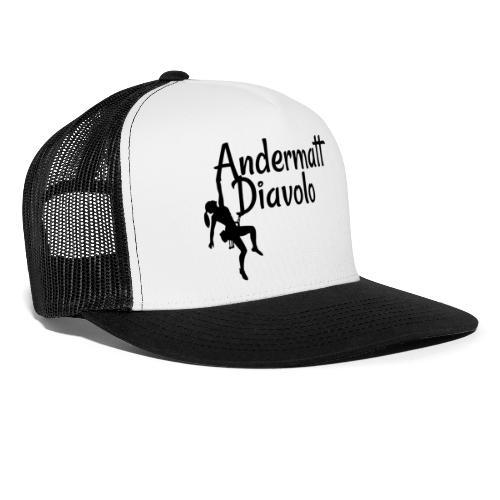 Andermatt Diavolo Uri Geschenkidee - Trucker Cap