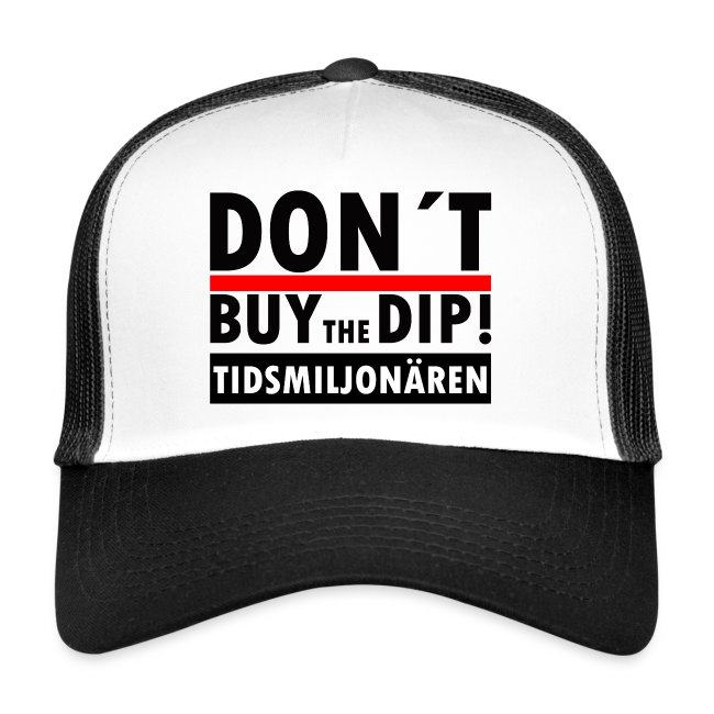 Don't buy the dip!