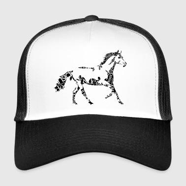 Horse_freedominside - Trucker Cap