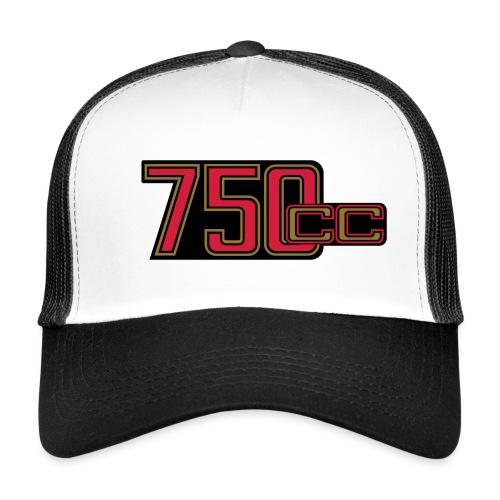 750ccm Hubraum - Trucker Cap