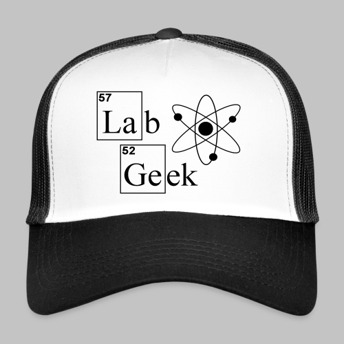 Lab Geek Atom - Trucker Cap