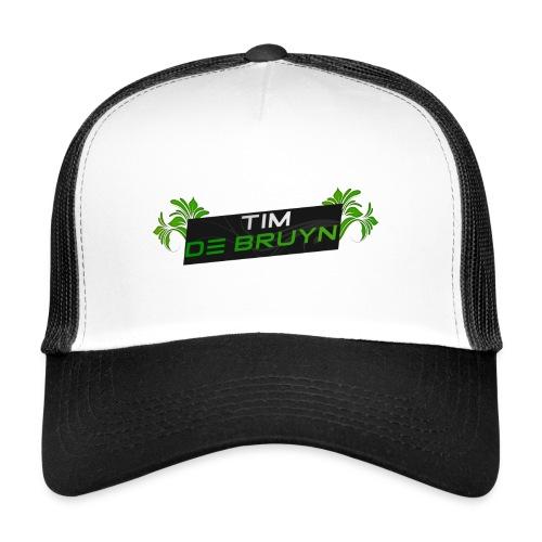 custom pet voor tim de bruyn - Trucker Cap