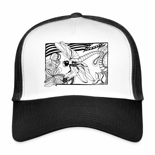 Dragonfly - Trucker Cap