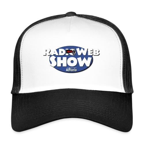 Logo RadioWebShow - Trucker Cap