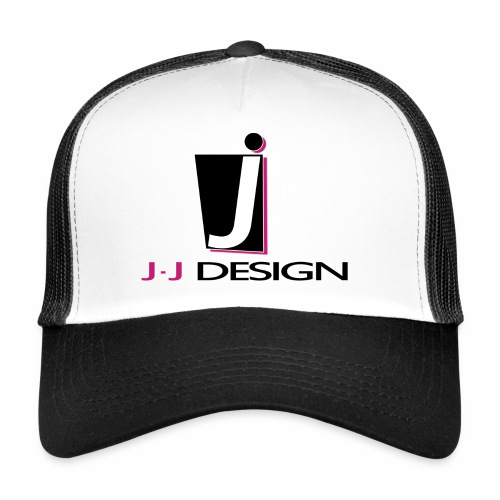 LOGO _ J-J DESIGN_Spreads - Trucker Cap