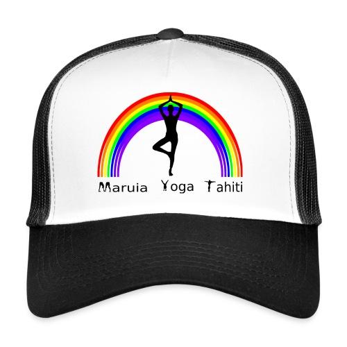 Logo de Maruia Yoga Tahiti - Trucker Cap